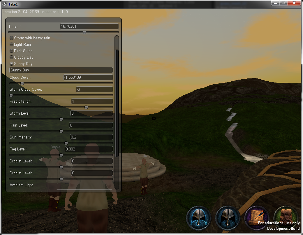 Monday mmo wip unity community for Terraform gui