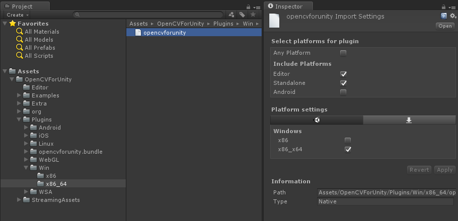 RELEASED] OpenCV for Unity | Page 35 - Unity Forum