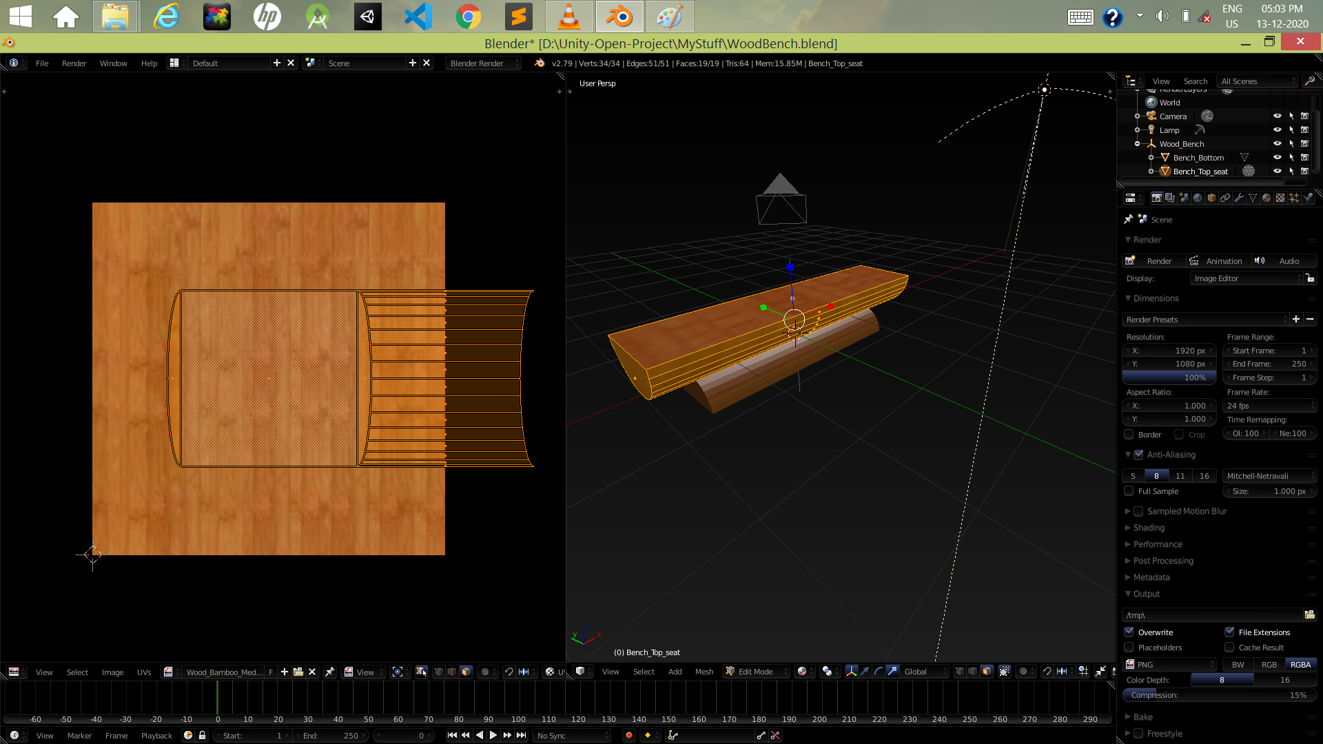 Wood_bench_UV_Cylinderical_Projection.png