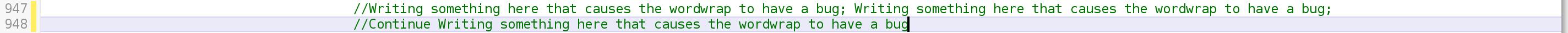 WordwrapCommentBug.png