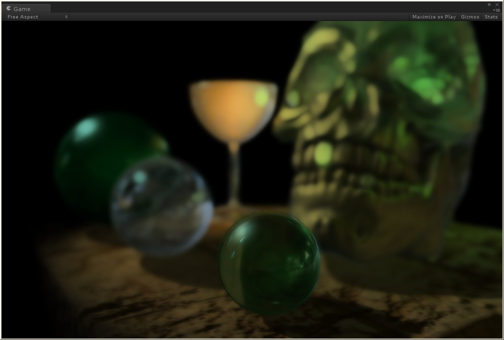 $Working with Unity depth of field.jpg