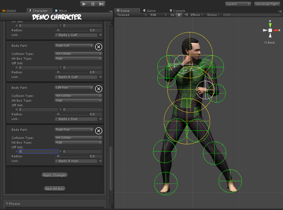 how to make an idle animation in unity 5