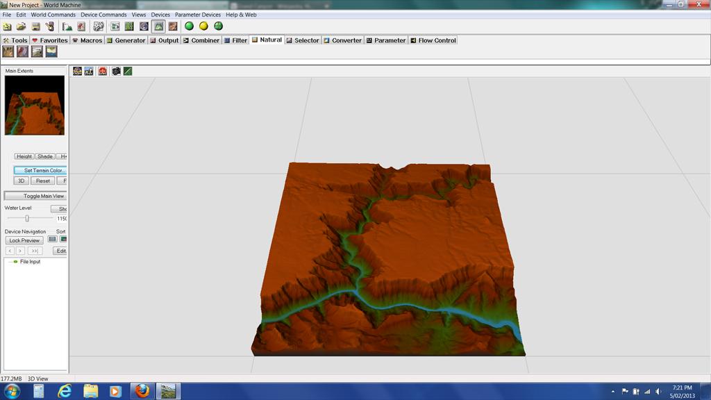 Using DEM Data To Create Terrain Height Maps Unity Community - World dem data