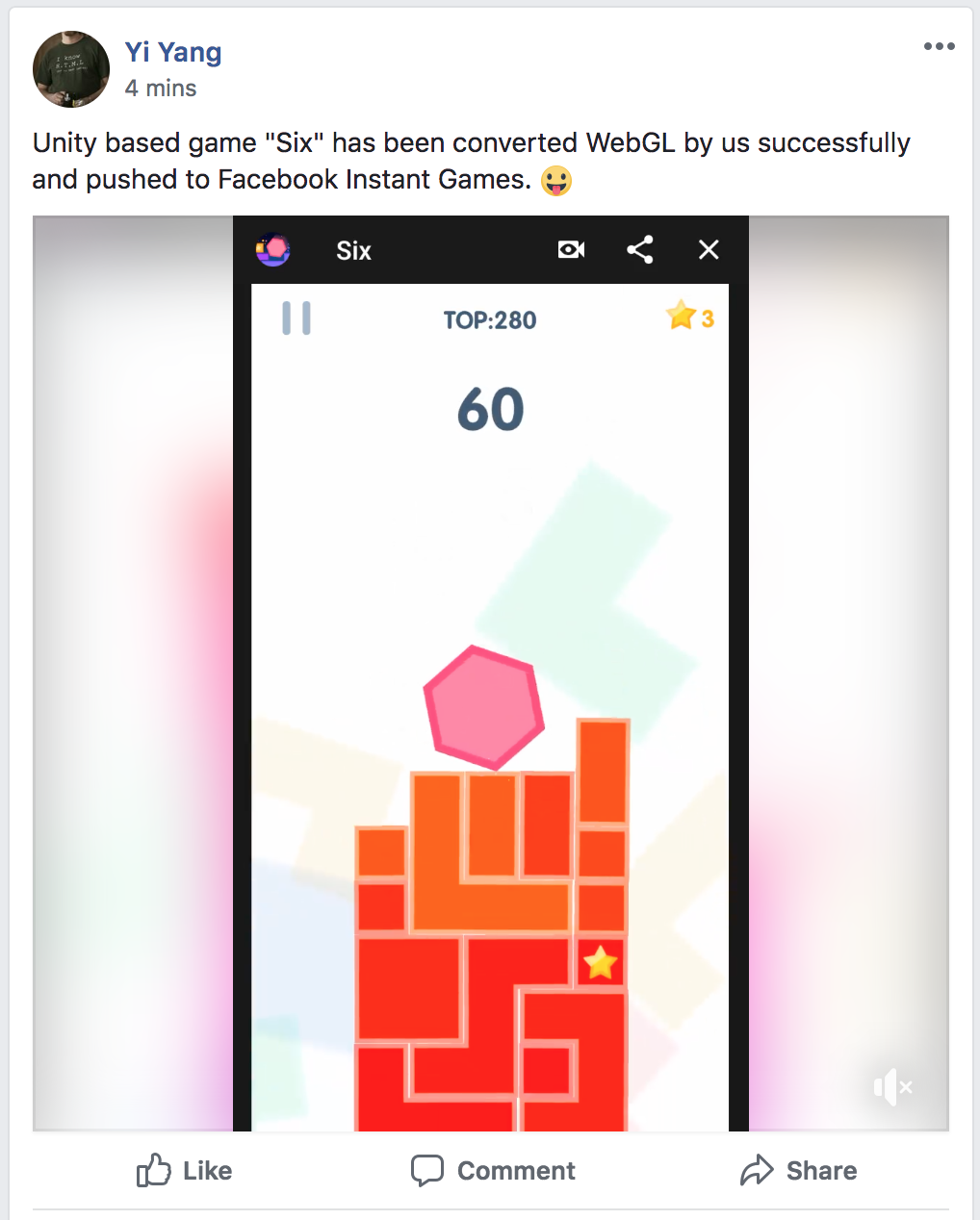 Facebook Instant Games Support - HTML5 - Unity Forum
