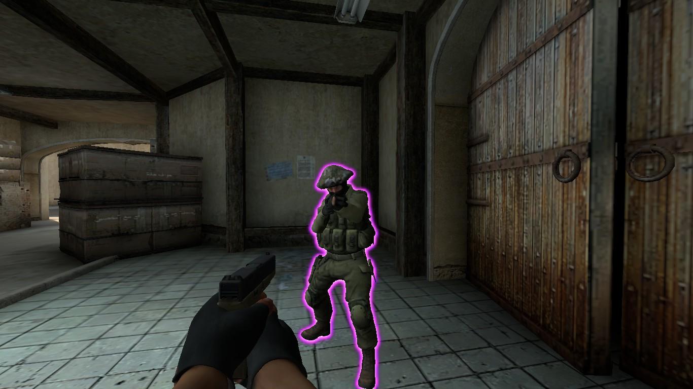 CS:GO] Player RGB Glow outline? - AlliedModders