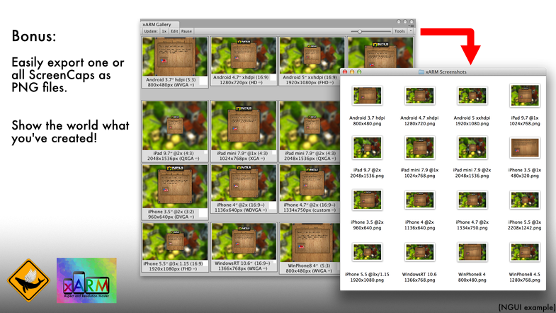 xARM Screenshots.png