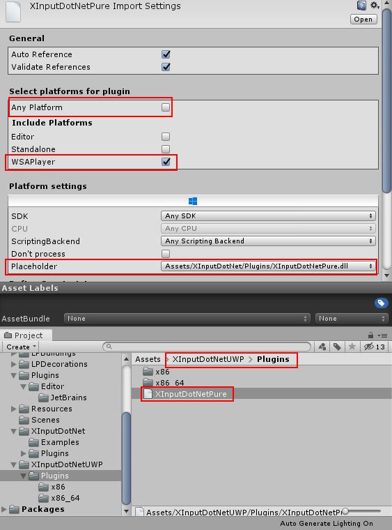 XInputDotNet and UWP (for XBox) - Unity Forum